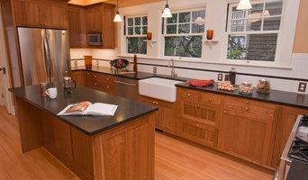 1906 Craftsman Kitchen