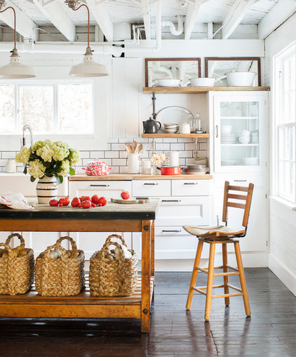 Eclectic Kitchen by ACRE Goods + Services