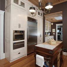 Traditional Kitchen by Eco Custom Homes
