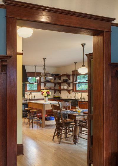 Craftsman Kitchen by Craftsman Design and Renovation