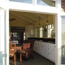 Craftsman Kitchen by JLC Architecture