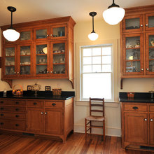American Colonial Kitchen style