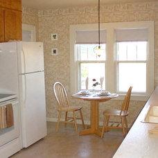 Craftsman Kitchen by For Haven's Sake