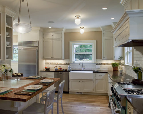 Colonial Style Kitchen Design Ideas Renovations Photos