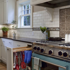 traditional kitchen by Craftsman Design and Renovation