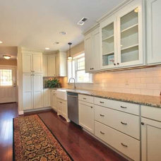 Traditional Kitchen by J Campbell Interiors