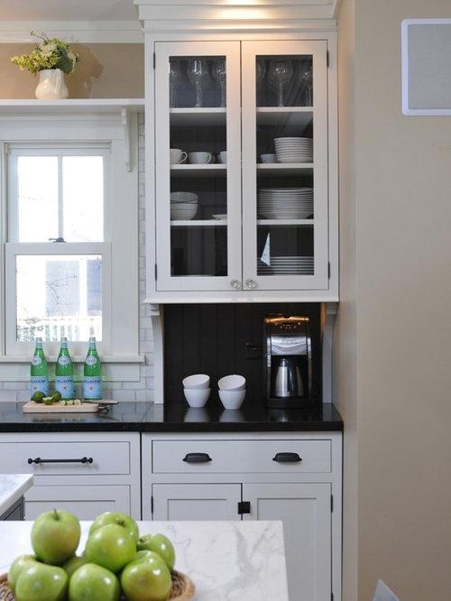 Mixing Cabinet Hardware | Houzz