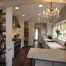 Contemporary Kitchen by Showcase Kitchens and Baths