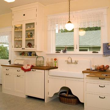 1920's Historic Kitchen