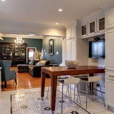Contemporary Kitchen by Terri Sears, Kitchen and Bath Designer