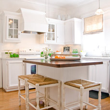 Traditional Kitchen by Jancy Ervin Interiors