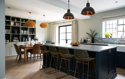 Houzz Tour: A 1920s House Revamped for a Family of Five