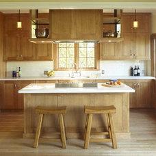 Traditional Kitchen by Koch Architects, Inc.  Joanne Koch