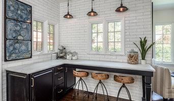 1920s Farmhouse Kitchen