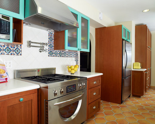 Mexican Kitchen Tile | Houzz