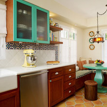Refresh Old Cabinets