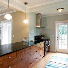 Contemporary Kitchen by Jillian Lare Interior Design