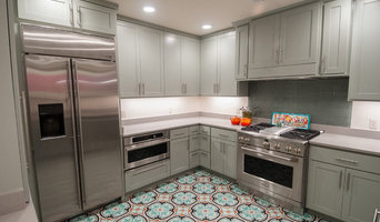 1926 Spanish Colonial Kitchen Remodel