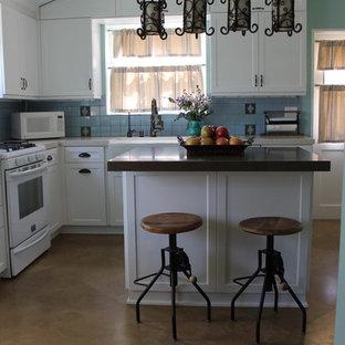 1937 Spanish Bungalow kitchen remodel
