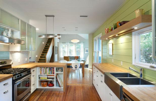 Epic Contemporary Kitchen by Rick u Cindy Black Architects