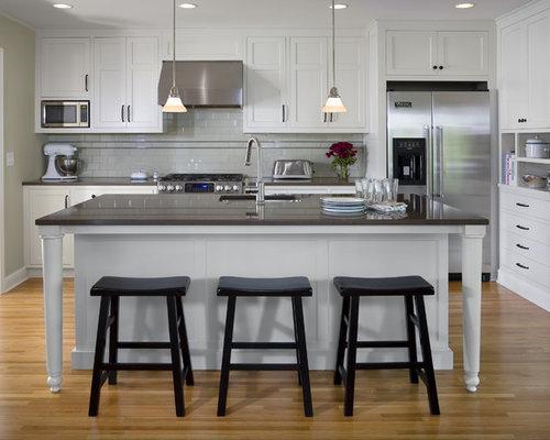 Traditional Kitchen Ideas   Elegant Kitchen Photo In Minneapolis Part 96