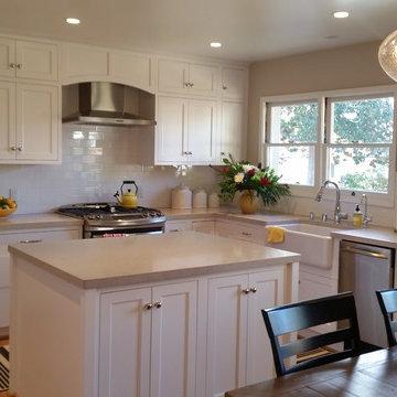 1940's Cottage Kitchen
