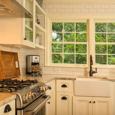 Traditional Kitchen 1940's Cottage Kitchen Remodel