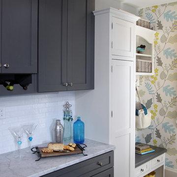 1940s Whitefish Bay Kitchen gets Modern Makeover