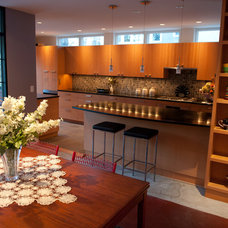 Contemporary Kitchen by III AD