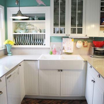 1950's Cottage Kitchen