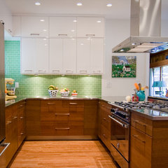 modern kitchen by Roost Interior Design