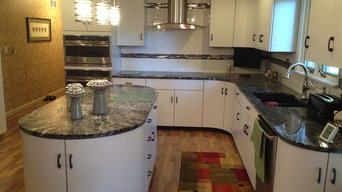 1960 Kitchen & Family Room Update