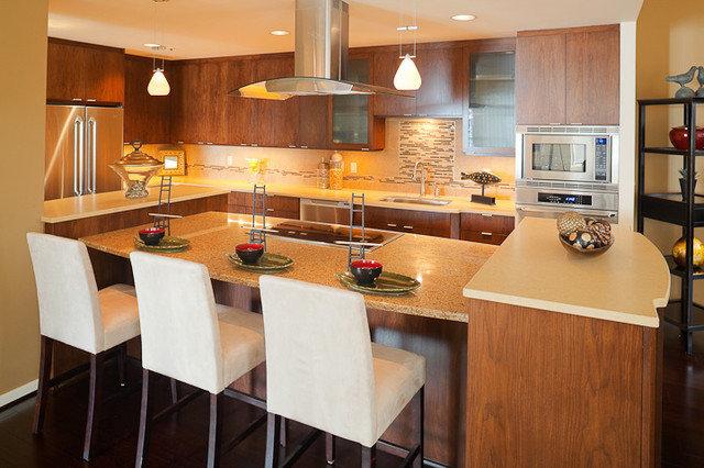 Contemporary Kitchen by Nordby Design Studio, Architecture & Interiors LLC