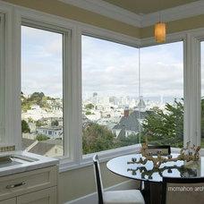 Modern Kitchen by McMahon Architects+Studio