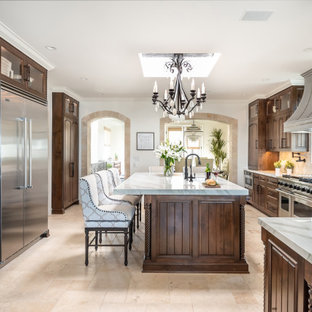 75 Beautiful French Country Kitchen Pictures Ideas January 2021 Houzz