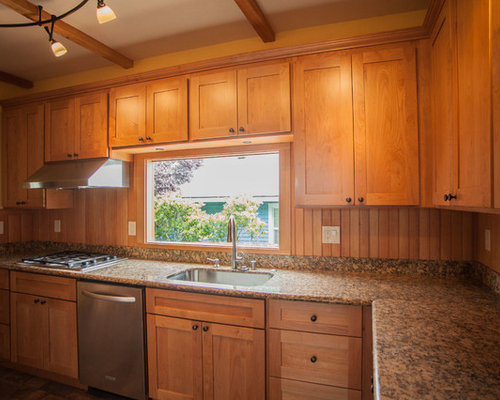 maple shaker kitchen cabinets design decorating image mag