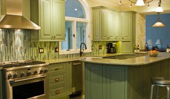 1st floor renovation (kitchen, laundry & master bath)
