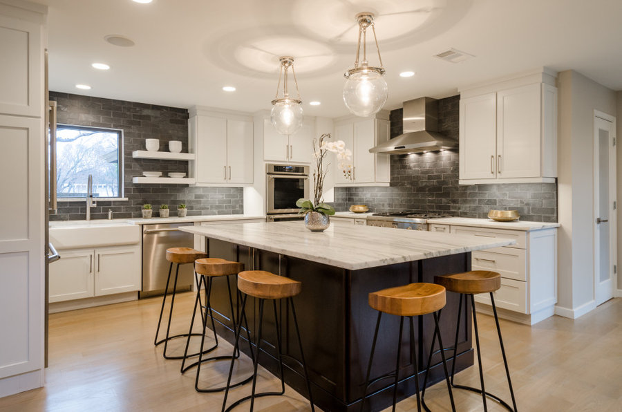 1st Place Kitchen for ASID Design Excellence Awards