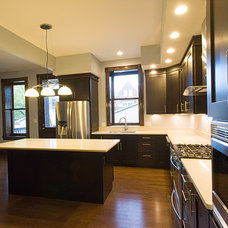 Traditional Kitchen by RJN Properties, LLC