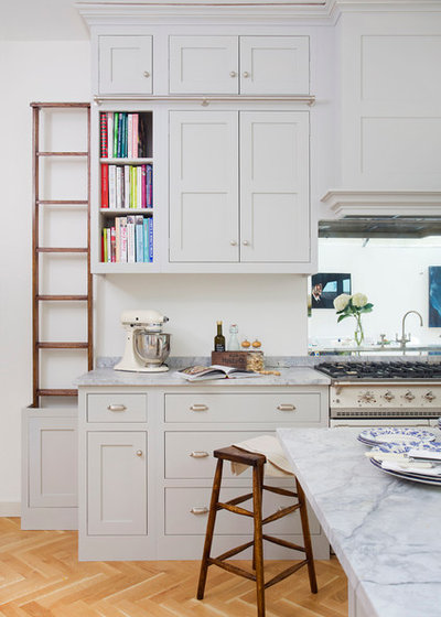 Kitchen Of The Week Traditional Shaker Kitchen In A