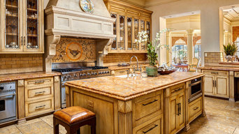 20,509 sf Traditional Tuscan Style Residence