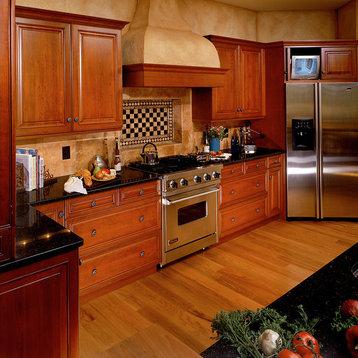Above Refrigerator Cabinets | Houzz