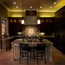 Craftsman Kitchen by BC Custom Construction