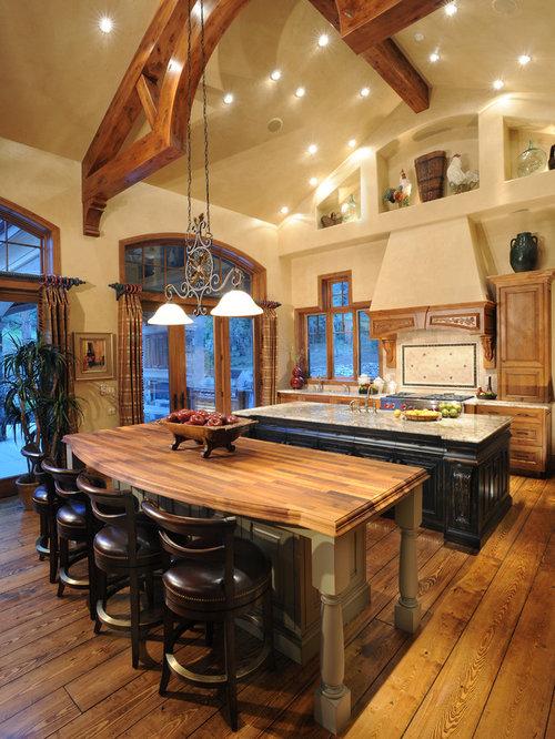 Two Island Kitchen