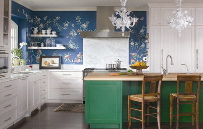 Kitchen Workbook: 10 Elements of an Eclectic Kitchen