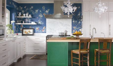 Kitchen Workbook: 10 Elements of an Eclectic Kitchen