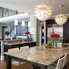 Contemporary Kitchen by Instinctive Design
