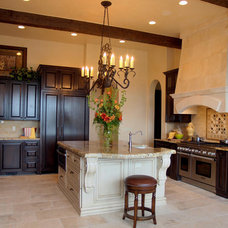 Mediterranean Kitchen by Design Visions of Austin