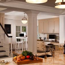 Contemporary Kitchen by IAS Kitchen & Bath Design