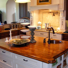 Traditional Kitchen by Michael John at Collaborative